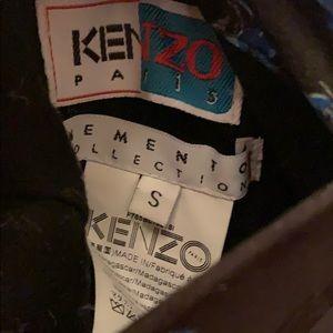 e110f3f0 Kenzo 2017 winter puffer bomber jacket worn once